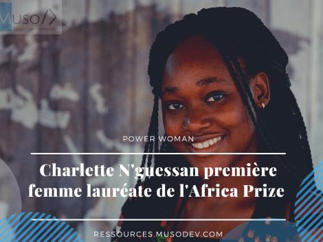 Poster de Charlette N'Guessan