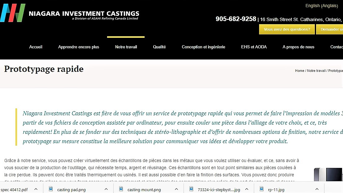 http://niagarainvestmentcastings.com/fr/notre-travail/prototypage-rapide/