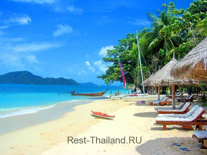 Лучшие периоды для отдыха в Тайланде