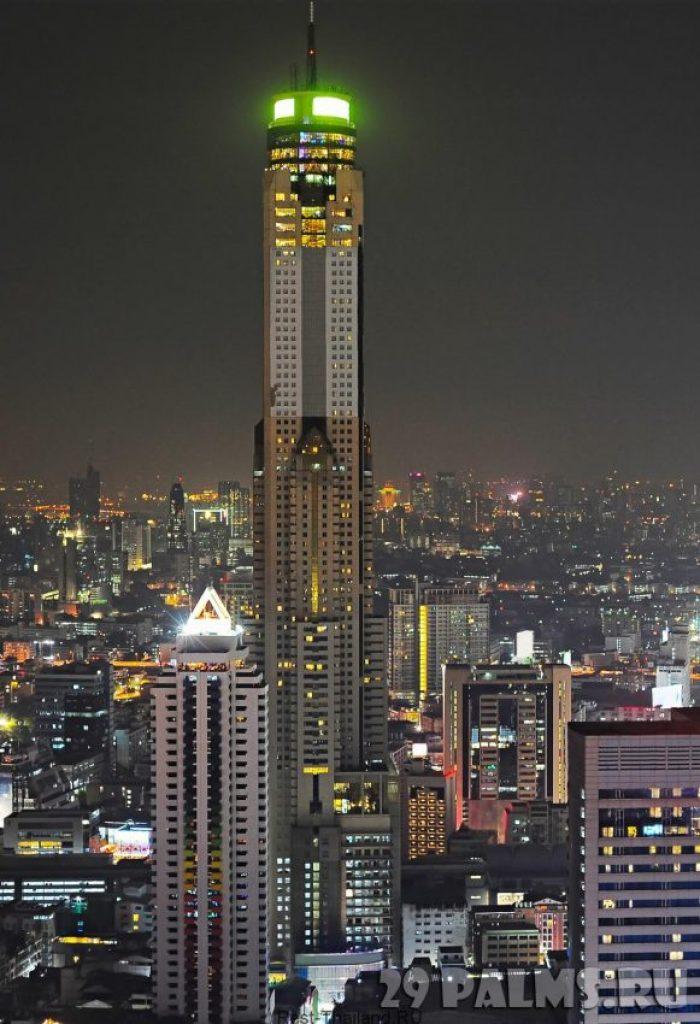 Потрясающий Байок Скай в Бангкоке