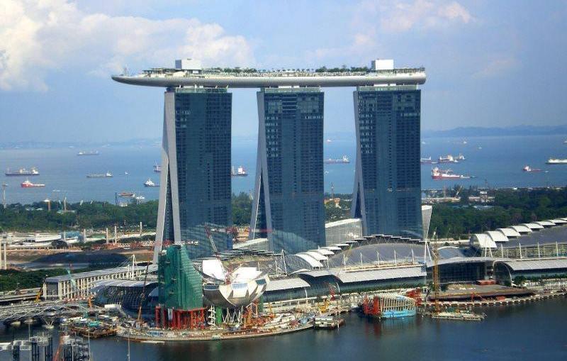 сингапур из Таиланда