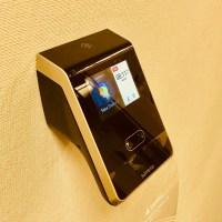 リスタ八王子の顔認証入館システム