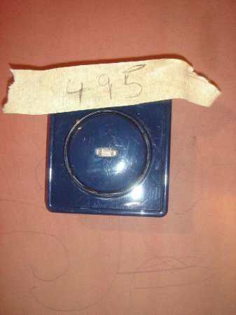 Kult-Lichtschalter, blau