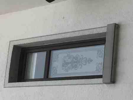 2 Fenster aus Holz