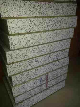 Dachbodendämmplatte 035 EPS auf Spanplatte NEU 60m²