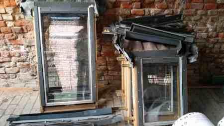Velux Dachfenster Holz