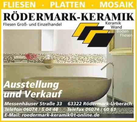 Rödermark Keramik GmbH