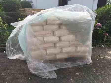 LANXESS Anhydritbinder, Calciumsulfatbinder CAB 30, 25 kg Säcke (= 47 Säcke)