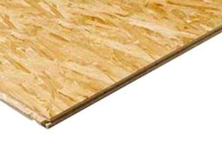OSB/3 Verlegeplatten Dicke 18 mm mit Nut und Feder | Plattengröße 2.500 x 675 mm | Grundpreis/ Qm: 5,00 EUR