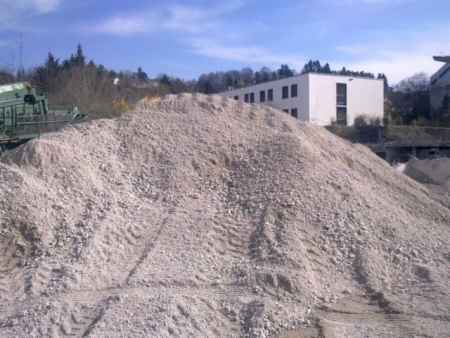 Betonrecycling 0/45 Z0