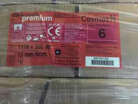 Dämmplatten T90 OWAcoustic Premium Cosmus N