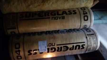 Dämmfilz 040 Superglass  Mineralwolle-Dämmstoff