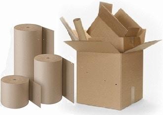 Kartons 66cm x 40cm x 50cm, Qualität zweiwellig- 2.40BC