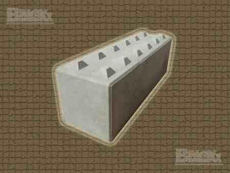 BBloxx | Beton-Stapeltein, Beton-Legostein