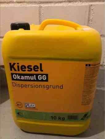 Kiesel Okamul GG Dispersionsgrund (10kg)