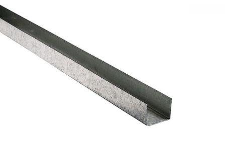 UW-Profil 50 x 40 x 0,6 mm Rahmenprofil – 3 m