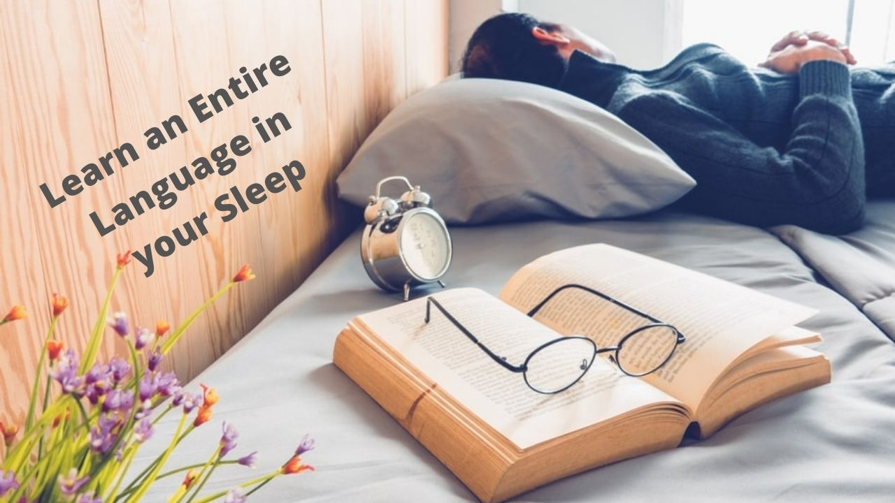 Can You Learn an Entire Language in your Sleep