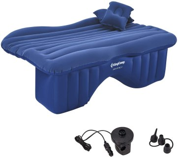 KingCamp Universal Car SUV Inflatable Back Seat Air Mattress