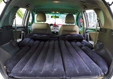 Onirii Inflatable Car Air Mattress Bed