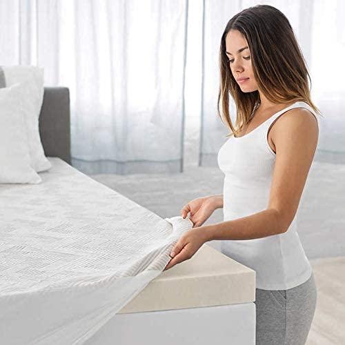 best novaform mattress topper