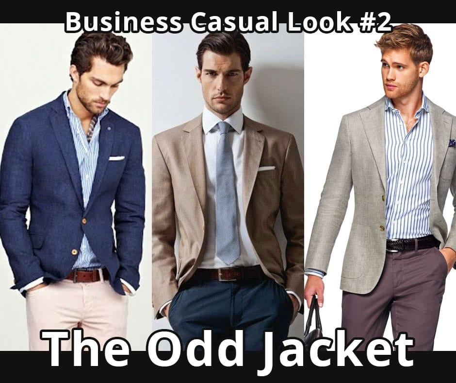 The Odd Jacket