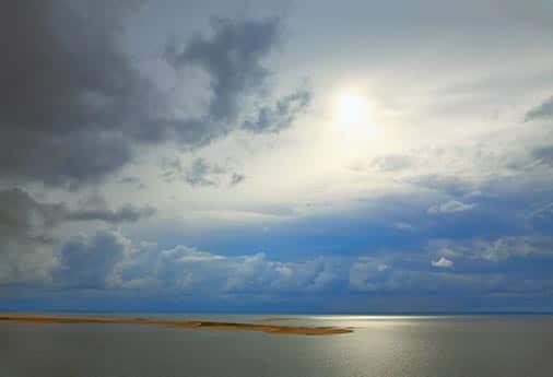 Beautiful image of the ocean