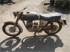 Bultaco Mercurio 155 Model 9