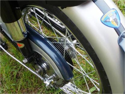 Bultaco Mercurio mod 9 23