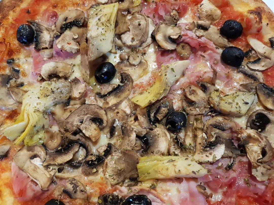 pizza - pizzeria