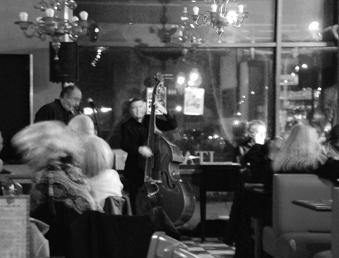 Soirée musicale au restaurant Tutti Quanti à Draveil Essonne