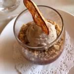Bernard_Gisquet-Panna cotta a la vanille au fruit et mousse du verger