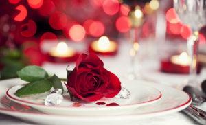 Saint-Valentin, la fête au restaurant de Bernard Gisquet