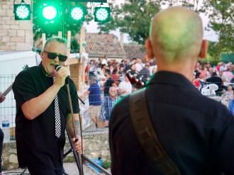 chez bernard gisquet Lou Cantoun Apéro concert _Rocking billies 50/60