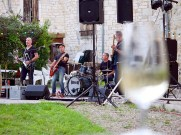 chez bernard gisquet Lou Cantoun Apéro concert _woodoo jam rock