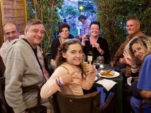 chez bernard gisquet Lou Cantoun Apéro concert _soirée en famille