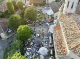 chez bernard gisquet Lou Cantoun Apéro concert _Cestayrol vue du ciel