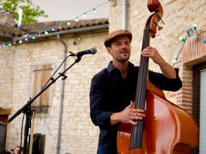 chez bernard gisquet Lou Cantoun Apéro concert _bordario