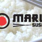 maru logo design