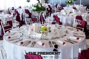 Oferta petreceri de Craciun corporate la The President