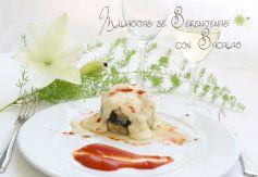 milhojas de berenjenas con bacalao-w1144