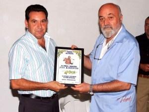 Premio Montilla - Moriles. Restaurante de Córdoba Sociedad Plateros María Auxiliadora