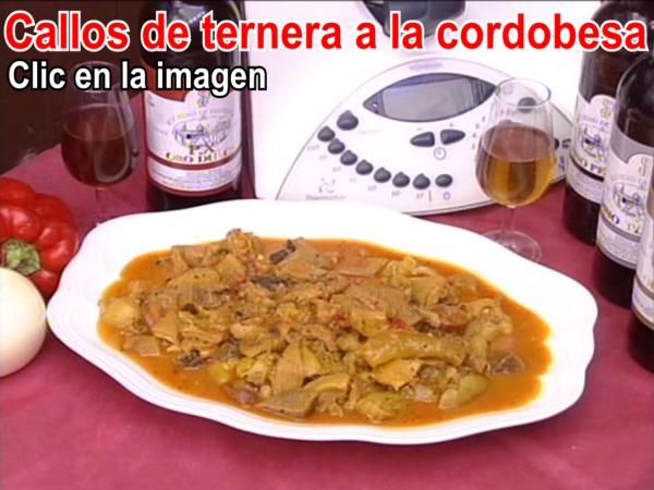 Video Callos de ternera a la cordobesa en el Restaurante en Cordoba Sociedad Plateros Maria Auxiliadora