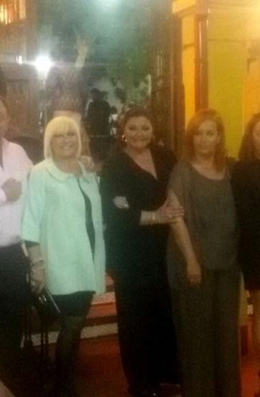 Charo Reina en el Restaurante en Cordoba Sociedad Plateros Maria Auxiliadora 08