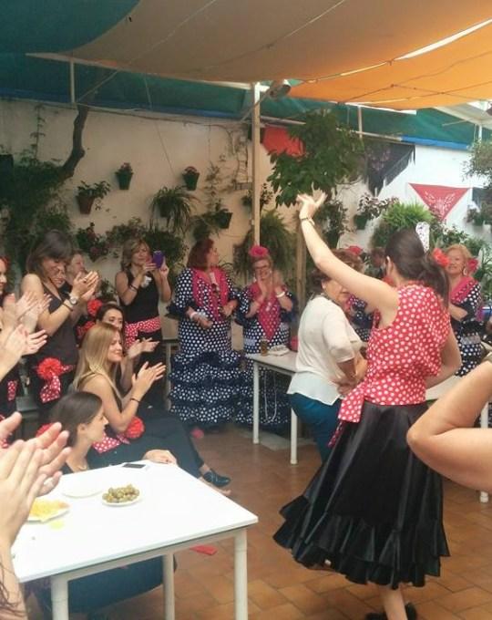 Feria en el Restaurante en Cordoba Sociedad Plateros Maria Auxiliadora 02