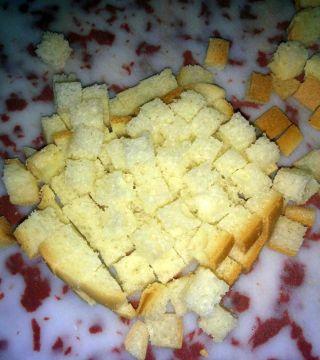 11-Pan cortado Receta de Gachas Cordobesa Sin gluten en Restaurante Sociedad Plateros Maria Auxiliadora