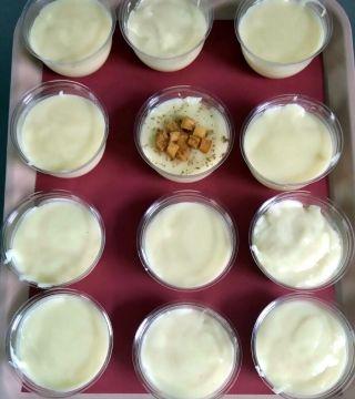 13-Gachas Servidas Sin Gluten Receta de Gachas Cordobesa Sin gluten en Restaurante Sociedad Plateros Maria Auxiliadora