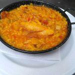 Arroz con Bacalao del Restaurantes en Cordoba, restaurante Sociedad Plateros Maria Auxiliadora (2)