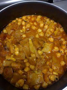 Lo mejor de las legumbres con AD del Canal Sur en el Restaurante en Cordoba Sociedad Plateros Maria Auxiliadora