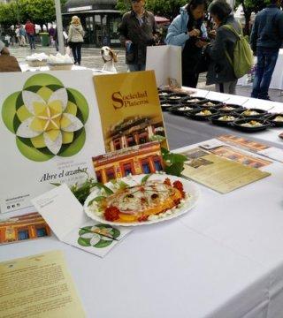 Abre el Azahar y Restaurante Sociedad Plateros Maria Auxiliadora