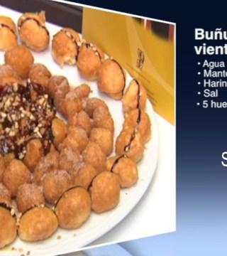 01-Bunuelos al viento sin gluten y sin lactosa del Restaurante Sociedad Plateros Maria Auxiliadora
